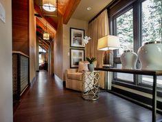Second Floor Hallway - Beautiful Rooms From HGTV Dream Home 2014 on HGTV