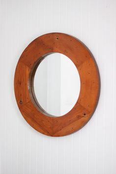 Love this round mirror