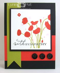 The Queen's Scene: OCCC - Poppies with Sympathy