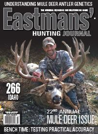 CONGRATS to Core4Element for your cover on Eastmans' Hunting Journal !!!!