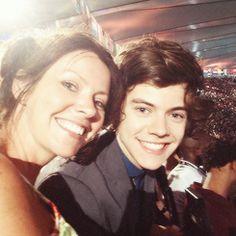 Harry at his mum, Anne Twist(Cox), wedding.