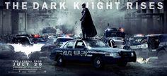 Темный рыцарь: Возрождение легенды (The Dark Knight Rises), постер № 10