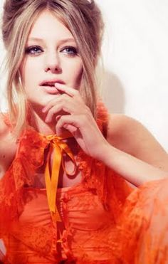 orange lace <3