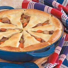 Steak Potpie