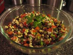 Blackbean Corn Salsa