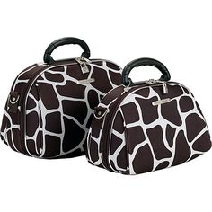 2 pieces luggage