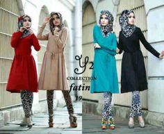 ... Style I Maxi Fathin I Busana Muslim Terbaru | Imelfashionshop More