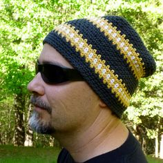 Cubed Hat-Relaxed Beanie