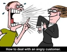 Five Tips to Deal with Angry Clients