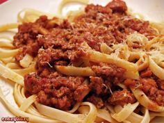 ❤ Italian food