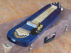 Home made lap steel #2