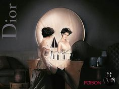 dior ad. poison