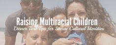 5 Mealtime Tips For Raising Multiracial Children