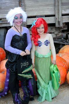 Disfraz de Ariel