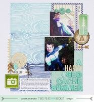 A Project by Justlulu from our Scrapbooking Stamping Galleries originally submitted 07/01/13 at 09:24 AM