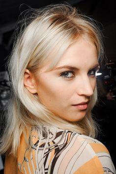 Spring Summer 2013 Hair Trends - Catwalk Hairstyles (Vogue.com UK)