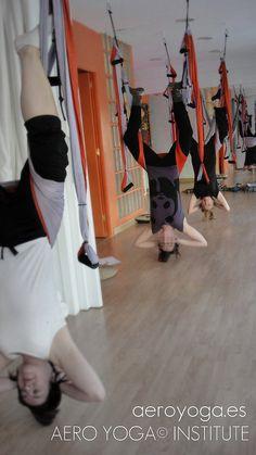 Aero Yoga, aero yoga www.aerialyoga.tv Aero Fitness y Pilates Aéreo: Formación Profesores by yogacreativo, via Flickr #aero #aeroyoga #aerial #deporte #coaching #yoga #meditacion #pilates #aeropilates #fitness #aerialyoga #yogaaereo #pilatesaereo #health #wellness #argentina #mexico #colombia #venezuela #chile #peru #ecuador #us #canada #españa #france