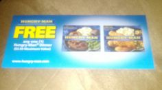 Coupon for a Free Hu