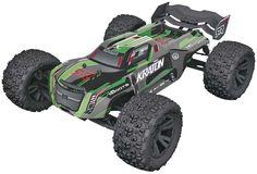 ARRMA 1/8 KRATON 6S Brushless 4WD Monster RTR Green
