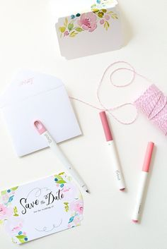Wedding Stationary w