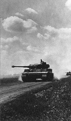 Panzerkampfwagen VI Tiger Ausf. E (Sd.Kfz. 181) tank