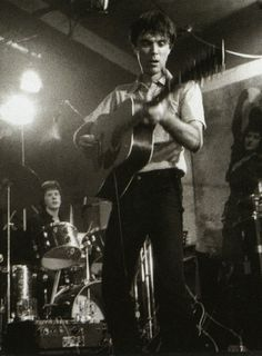 Talking Heads // CBGB // 77