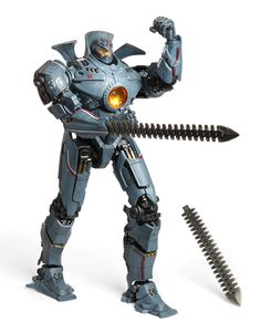 "Pacific Rim 18"" Gipsy Danger Deluxe Action Figure"