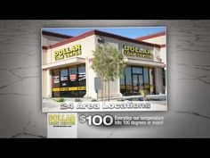 Dollar Loan Center and Fox 5 Las Vegas team up to support Opportunity Village in Las Vegas, NV. Every time that the temperature reached 100+ in Las Vegas, Dollar Loan Center will donate $100 to Opportunity Village. http://www.dontbebroke.com