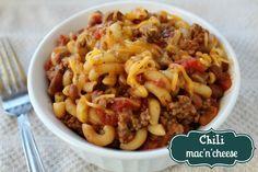 Chili Mac 'n' Cheese | Mommy on Demand