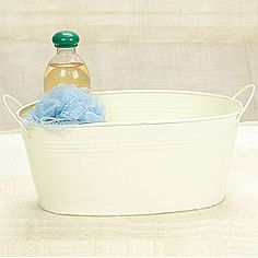 Place to buy galvanized tubs to decorate.