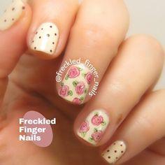Instagram photo by @freckled_finger_nails