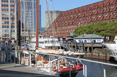The Marriott Long Wharf Hotel – one known for its ideal location.  #Culturazzi