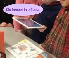 Best. App. Ever! - Using Augmented Reality in the Elementary Classroom... it's like Magic!  This post shares TONS of classroom examples with step by step guides for doing this in your room.  It really is MAGIC!