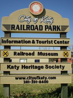 Katy, Texas Railroad