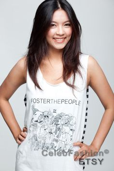 Foster the People T Shirt !!! :0