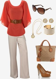 Get Inspired by Fashion: Work Outfits | Casual Business