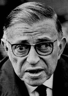 Jean-Paul Sartre.