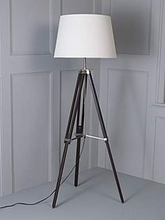 Linea Tripod floor lamp - House of Fraser  £250