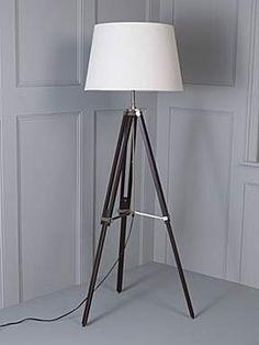 Linea Tripod floor lamp - House of Fraser  £250