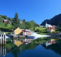 island hopping day trip from Bergen, Norway