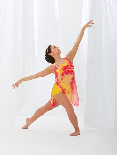 Brighter Than the Sun | Revolution Dancewear 2015 Costume Collection