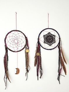 Small Dream Catchers. http://www.freepeople.com/whats-new/small-dream-catchers/#