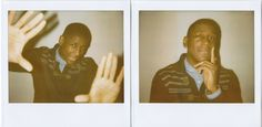LABRINTH picture by OUNI for A POLAROID STORY