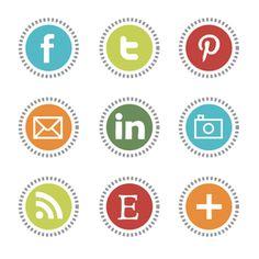 Blog Social Media Buttons!