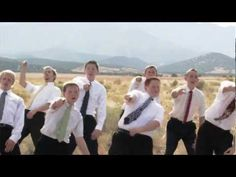 "Another Pinner said""Okay one of the many reasons I LOVE being mormon is the boys. But really theres nothing like a whole stake of boys singing this to the young women! They did because Pres. Monson said every women deserves to be told she's beautiful! Pure Genuis!""  It was presented to the YW of the stake for their night of excellence. All the boys should do this!!"