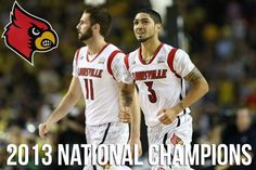Louisville is your 2013 NCAA Champs!