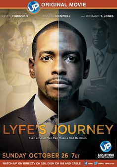 David Lyfe (Keith Robinson) had it all.  But when a single decision costs him everything, will he fight to get his life back on track or will his choice seal his fate?