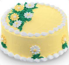 Baskin-Robbins | Spring Daisy Cake