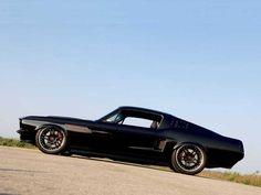 Mustang Fastback 67