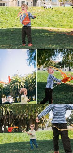 Paper Kite DIY | Oh Happy Day!